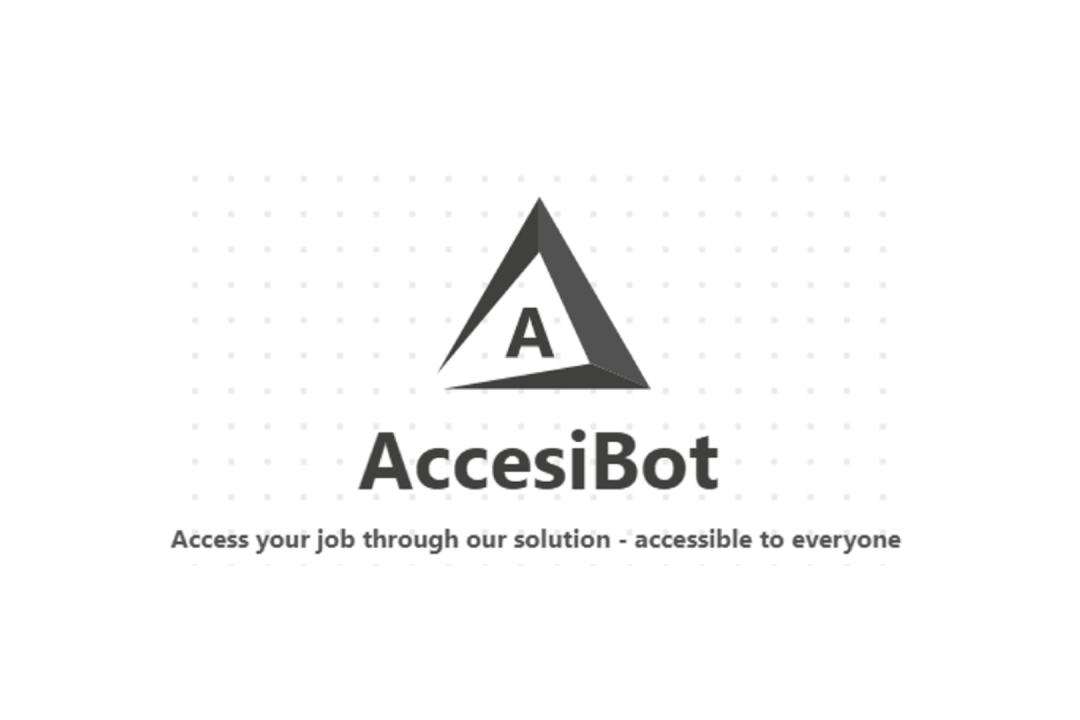 AccesiBot Logo