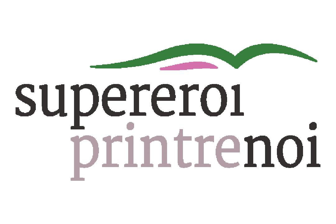S.P.N (Supereroi printre noi) Logo