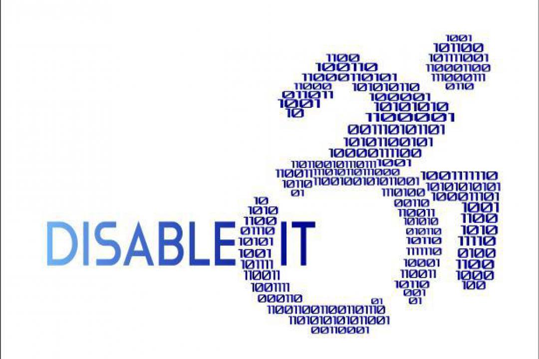 DisableIT Logo